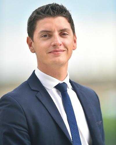 Mickaël NOGAL Député de la 4ème Circonscription de Haute-Garonne